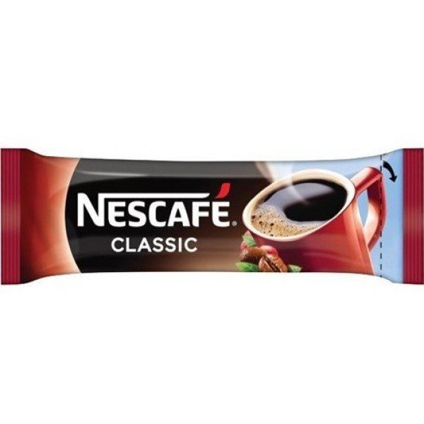 nescafe instant coffee sachet
