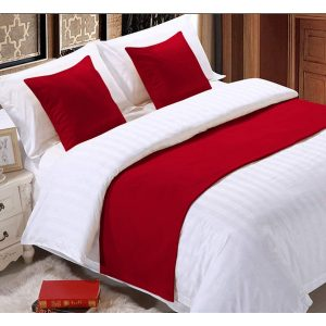 Red Bed Runner