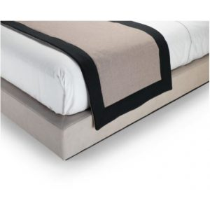 Double Color Bed Runner