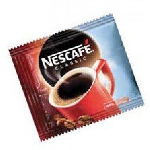 Instant coffee sachet
