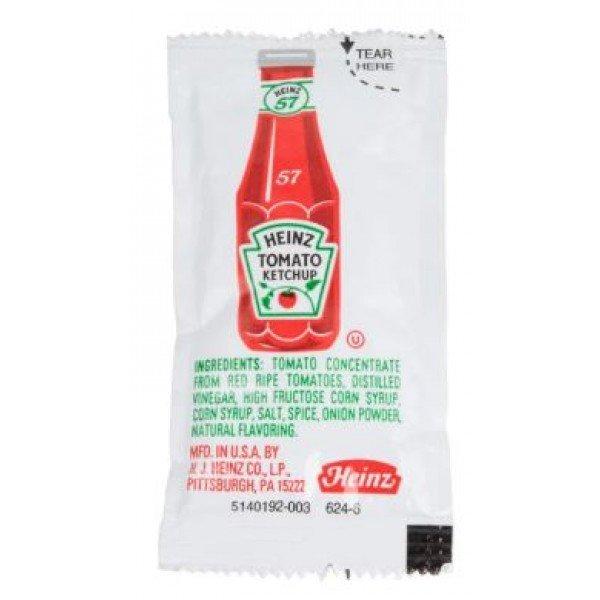 ketchup Sachet