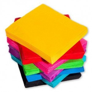 tissue paper color