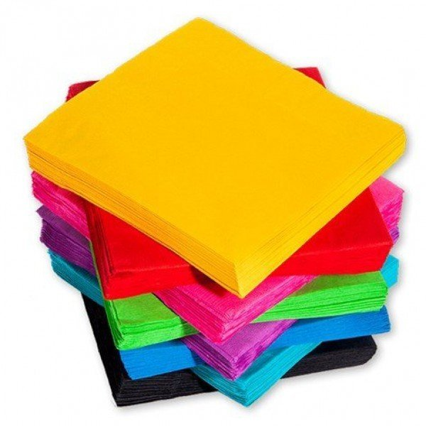 tissue paper color