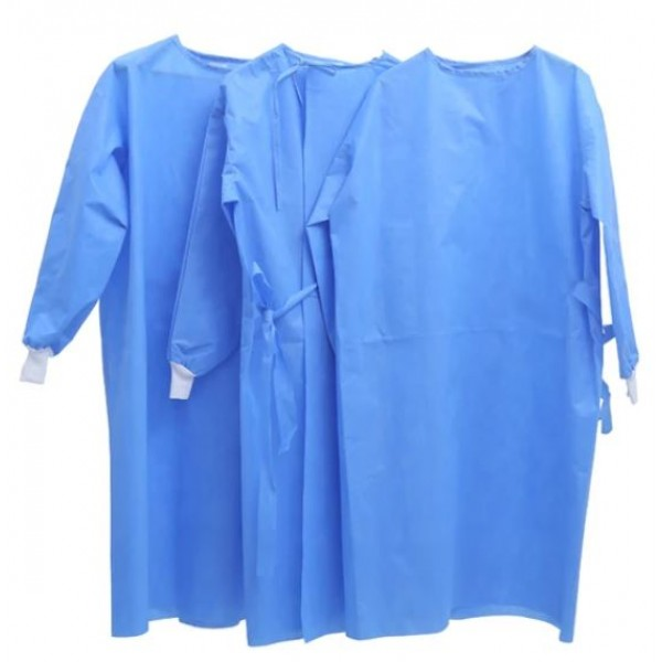 Isolation Gown with cuff